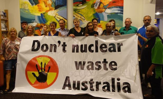 Nuclear Waste Delegation
